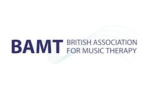 British association for music therapy logo