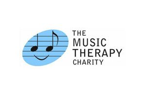 The music therapy charity logo